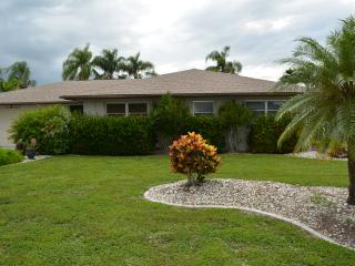 Pool Home with Gulf Access - Cape Coral vacation rentals