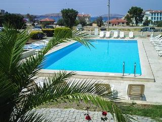 8 beds apartment near serviced beach - Foca vacation rentals