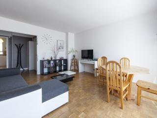 Spacious flat for  in Boulogne Billancourt - Boulogne-Billancourt vacation rentals