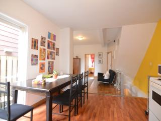 Upbeat Two Bedroom in Dundas West! - Toronto vacation rentals