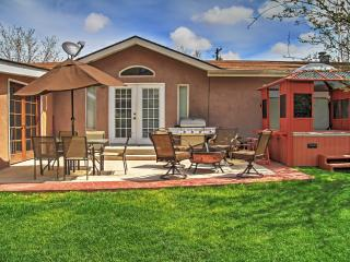 'Red Rock Rambler' Spacious 3BR Moab Home w/Private Hot Tub, Game Room & Wifi - Minutes from Breathtaking Hiking/Biking Trails, River Rafting, Golf & More! - Moab vacation rentals