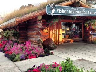 In Alaska? Stay in 'the Woods' for $99 Winter - Anchorage vacation rentals