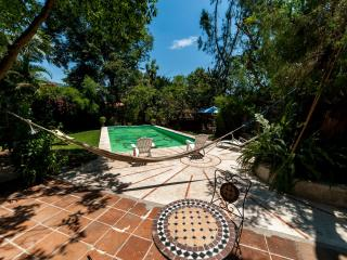 Comfortable rooms in a dreamlike house - Tepoztlan vacation rentals