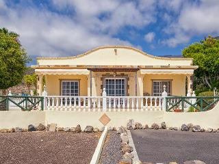 Rural Villa With Big Garden and Pool - Fabulous Ocean View - Playa San Juan vacation rentals