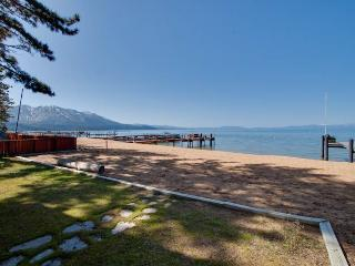 Luxury Lake Front Home with Private Beach (JB03) - South Lake Tahoe vacation rentals