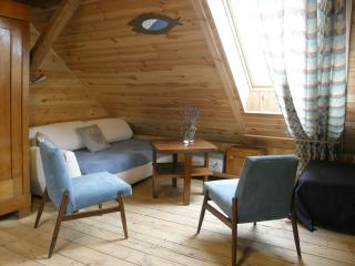 Room turquoise with private bathroom - Nowa Ruda vacation rentals