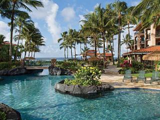 Marriott Waiohai Two Bedroom Villa Kauai Hawaii - Poipu vacation rentals
