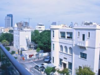 Terrace + parking near the beach - Tel Aviv vacation rentals