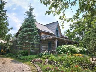 A magical log cabin set on 23 acres of forest, gardens and meadows for complete privacy. - Durham vacation rentals
