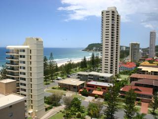 Stones throw from beautiful Burleigh Beach - Burleigh Heads vacation rentals