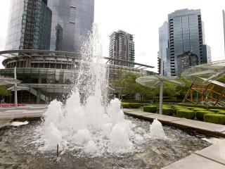 Executive Apartment at the Vancouver Wall Centre - Vancouver vacation rentals