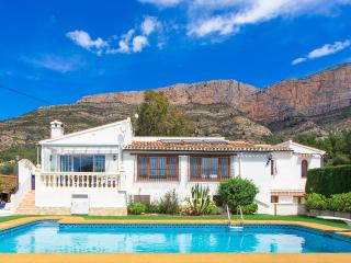 Estrella Lodge Hosted villa - Javea vacation rentals