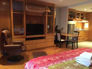 Twin Peaks studio, close to Nigh Bazzar, city view - Chiang Mai vacation rentals