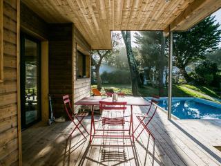 Estagnots beach villa with pool - Hossegor vacation rentals