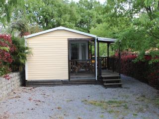 Location mobil home climatisés Camping Les Cigales - Berrias et Castejau vacation rentals