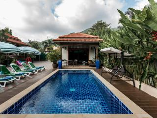 PEN WONDERFUL 5 B ROOM VILLA  RESORT KAMALA PHUKET - Kamala vacation rentals