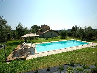 Detached house with private pool in Umbria - Amelia vacation rentals