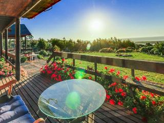 Estate for 10: sprawling field overlooking the sea, 1 dog ok - Vina del Mar vacation rentals