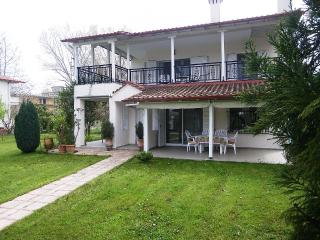 Two-storey villa with garden, shady parking place - Leptokaria vacation rentals
