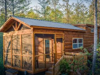 End of the Road Cabin D - Screened Porch, Private Hot Tub - Mill Spring vacation rentals