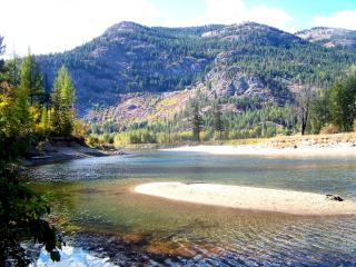 Wonderful House with Internet Access and Wireless Internet - Christina Lake vacation rentals