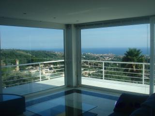 spectacular seaview villa 15 km Barcelona near golf - Alella vacation rentals