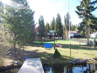 Beautiful lake front home on Deka Lake - Lone Butte vacation rentals