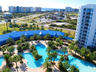 Palms 11211 Jr Ste-AVAIL8/2-8/9 $1608-RealJOY Fun Pass*FREETripIns4NEWFallBkgs*Shuttle2Bch-TOP Floor - Destin vacation rentals