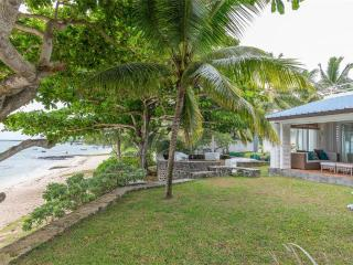 beachfront house 3bedrooms 3 bathrooms Mauritius - Roches Noire vacation rentals