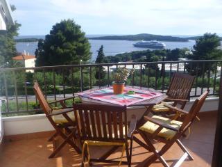 Apartments Ana Dujmovic Ap # 8 Top floor - Hvar vacation rentals