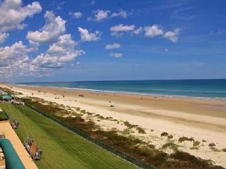Beautiful Beach Front Ponce Inlet Condo The Towers - Ponce Inlet vacation rentals
