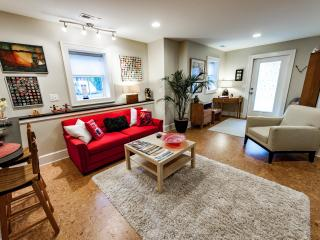 Walk Downtown Two Blocks from Stylish Apartment - Asheville vacation rentals