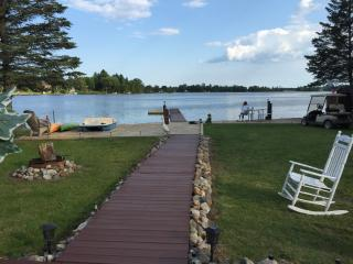 Lakefront 3BR West Branch Getaway- Sandy Beach - West Branch vacation rentals
