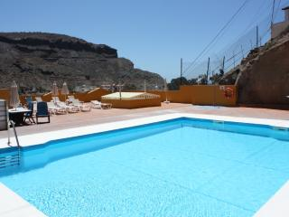 Lovely 2 bedroom Puerto de Mogan Apartment with Internet Access - Puerto de Mogan vacation rentals