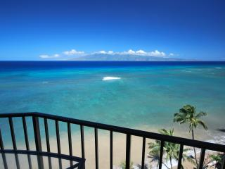 Spectacular Direct Oceanfront, 11th fl. 2 BR/2BA - Lahaina vacation rentals