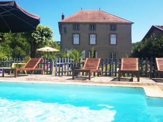 Villa with private pool for up to ten persons - Thiers vacation rentals