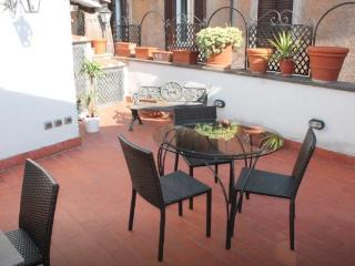 Terraced in Trastevere - Rome vacation rentals