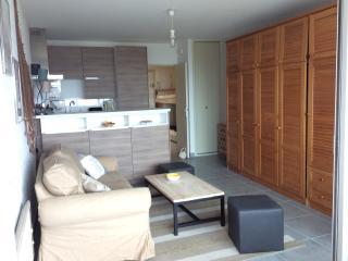 Beau studio cabine  rénové face mer - Le Grau Du Roi vacation rentals