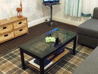 Ideal Scottish One Bedroom Upper Flat - near beach - Largs vacation rentals