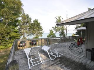 Grand Traverse Bay Beachfront Home Sunday-Sunday - Kewadin vacation rentals