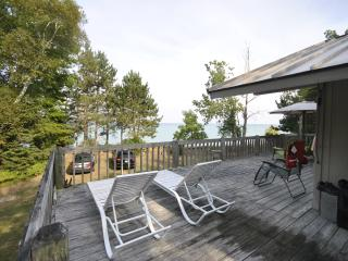 Grand Traverse Bay Beachfront Home Sunday-Sunday - Kewadin vacation rentals