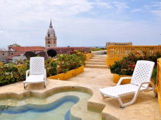 Exclusive two Bedroom apartment in the Old City - Cartagena vacation rentals