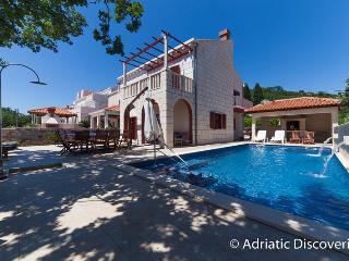 Charming villa Zaton for 10 people - Zaton vacation rentals