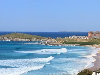 Luxury 3 Bed Penthouse overlooks Fistral Beach, Newquay - White Cross vacation rentals
