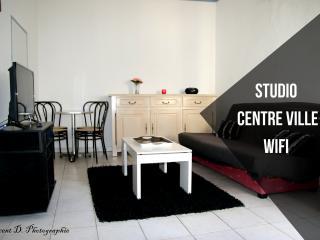 Cozy 1 bedroom Condo in Aubenas with Housekeeping Included - Aubenas vacation rentals