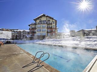 Fantastic 'Valhalla' 2BR + Loft Granby Townhouse w/ Pool! - Granby vacation rentals