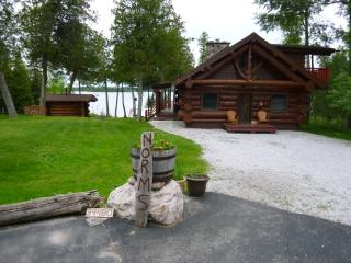 Nice Cabin with Internet Access and Parking - Drummond Island vacation rentals