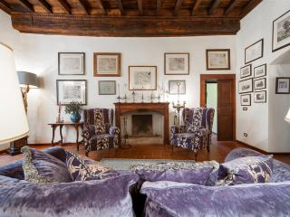 PENTHOUSE WITH LARGE TERRACE, sleeps  up 7 - Spoleto vacation rentals