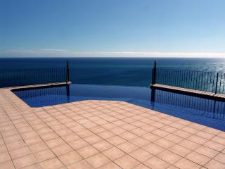 Front line villa with spectacular sea views. - Benitachell vacation rentals