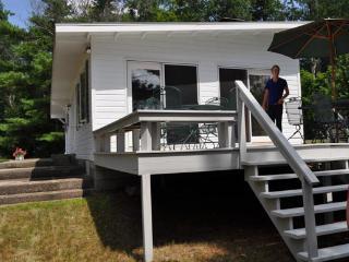 Wild Rose Cottage on Big Hills Lake - Wild Rose vacation rentals